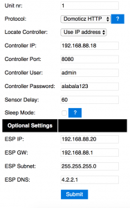 Customizing Sonoff ESP switch to work with anything – dev