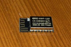 Measuring temperature, humidity, pressure with ESP8266